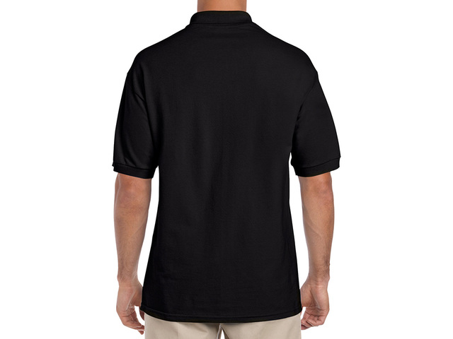 Arch Linux Polo Shirt (black)