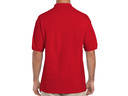 Arch Linux Polo Shirt (red)