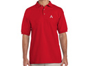 ArcoLinux Polo Shirt (red)