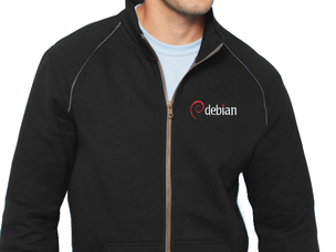Debian jacket (black)