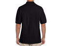 Debian Polo Shirt (black)