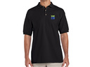 F-Droid Polo Shirt (black)