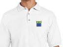 F-Droid Polo Shirt (white)