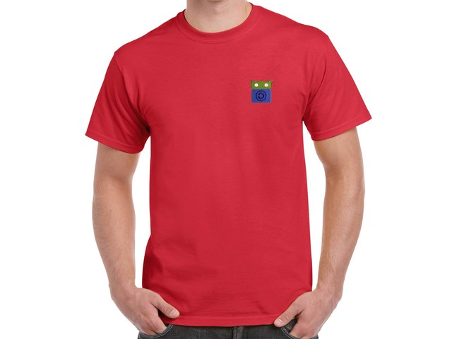 F-Droid T-Shirt (red)