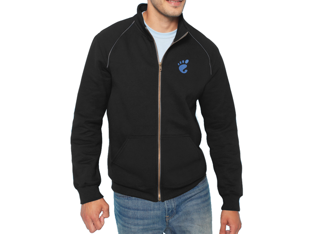 GNOME jacket (black)