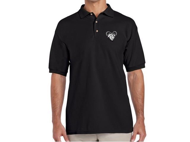 GNU Polo Shirt (black)