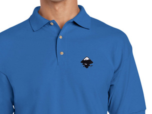 Inkscape Polo Shirt (blue)