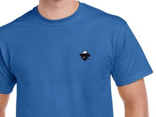 Inkscape T-Shirt (blue)