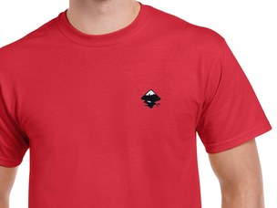 Inkscape T-Shirt (red)