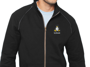 Linux jacket (black)