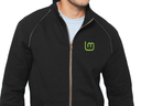 Linux Mint 2 jacket (black)