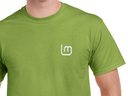 Linux Mint 2 T-Shirt (green)