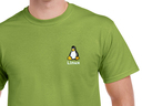 Linux T-Shirt (green)