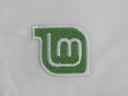 Official Linux Mint piqué polo shirts