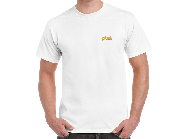 Phoronix Test Suite T-Shirt (white)