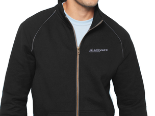 Slackware jacket (black)
