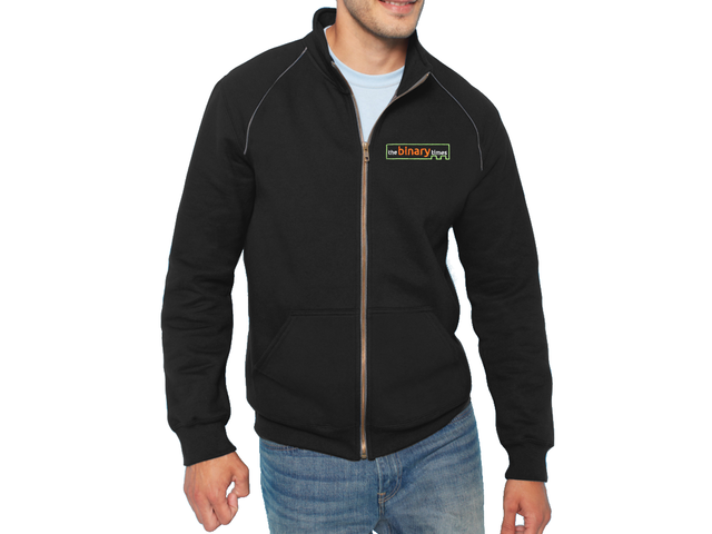 The Binary Times jacket (black)