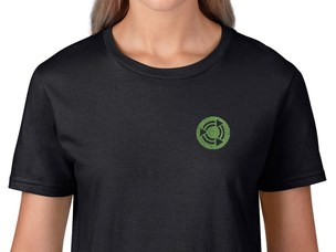Ubuntu MATE Women's T-Shirt (black)