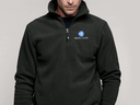 Ubuntu Studio pullover jacket (dark grey)